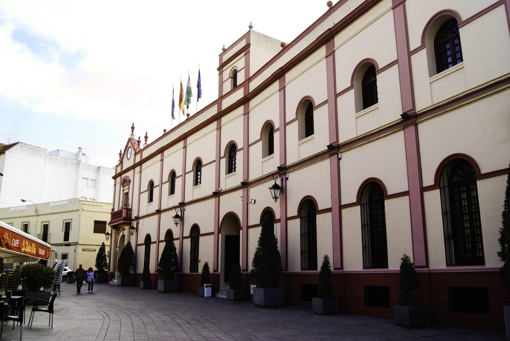 ayuntamiento alcalá