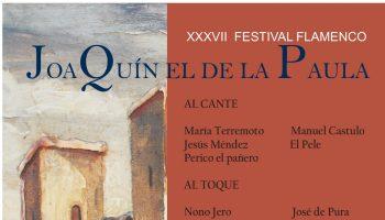 Cartel Festival J Paula 2017