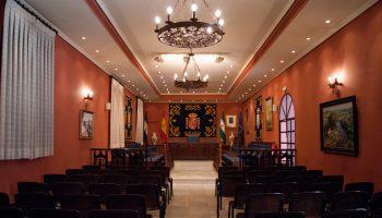 salón plenos