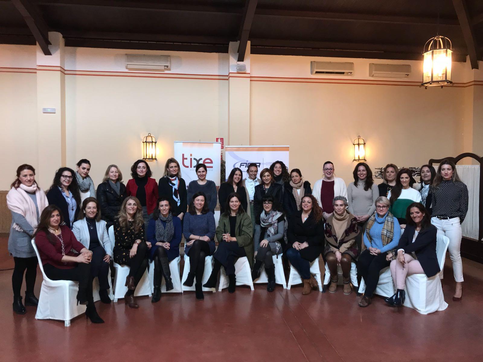 Encuentro mujeres empresarias Alcalá-Dos Hermanas