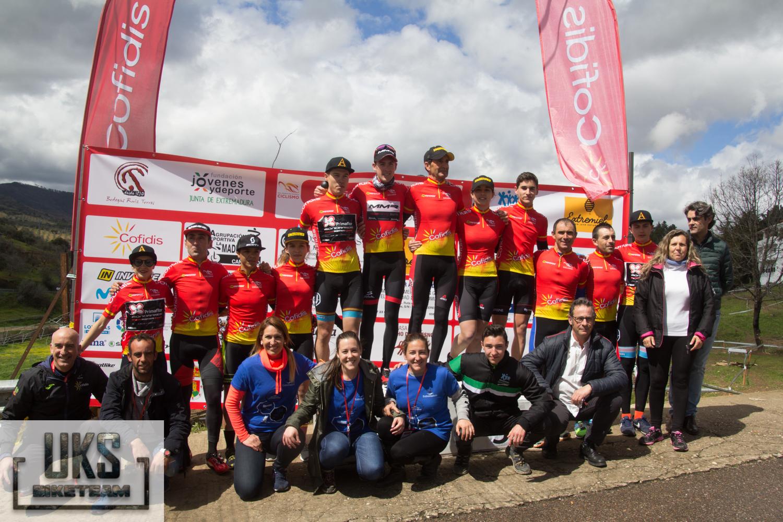 El Unieléctrica Karting Sevilla pasa la prueba de fuego en el Open