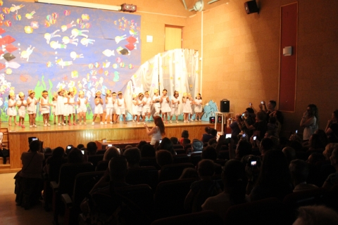 clausura talleres infantiles up archivo