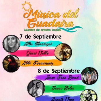 Cartel concierto septiembre