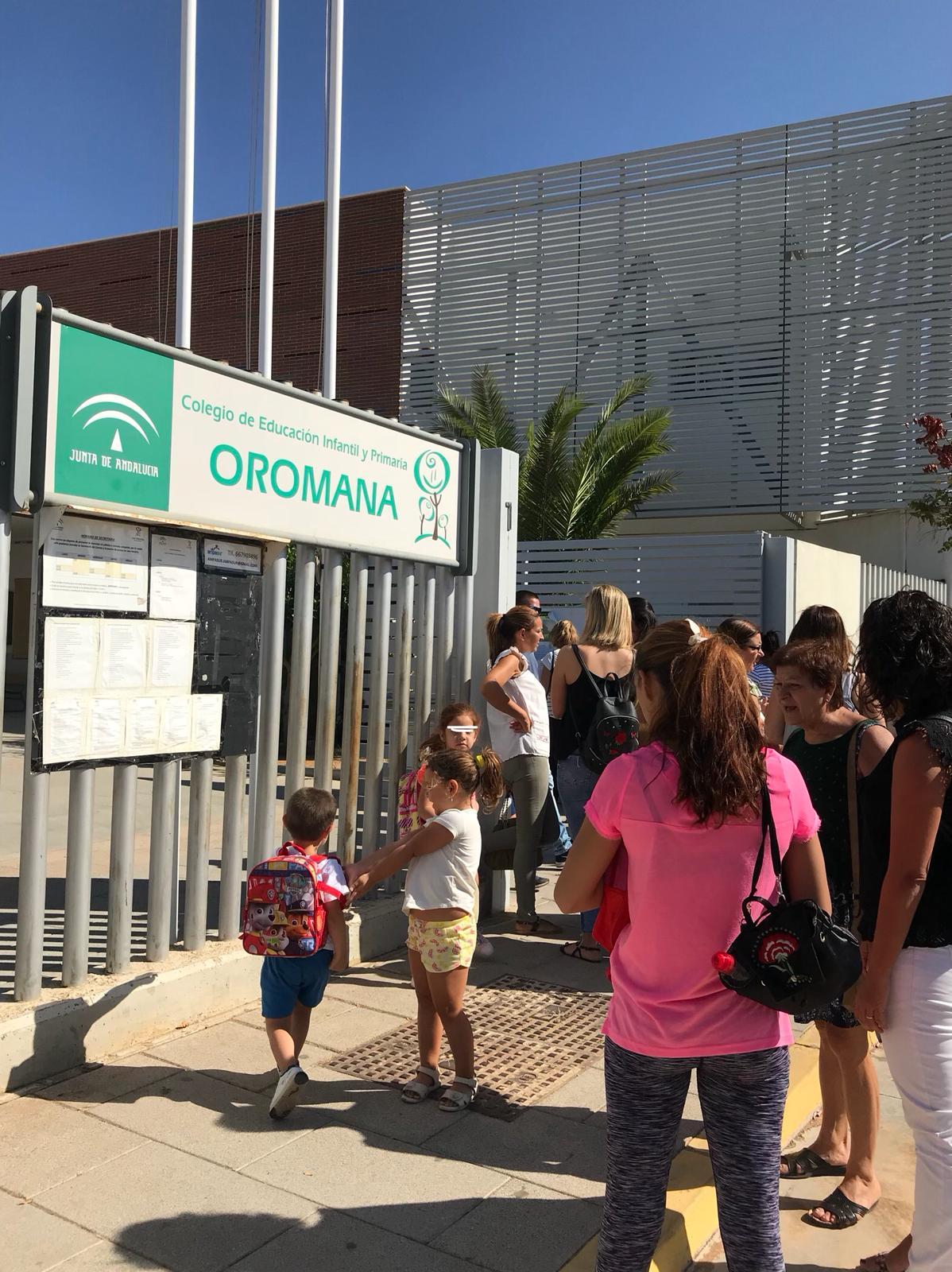 Colegio Oromana