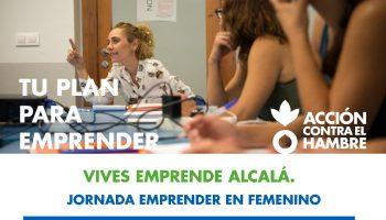 Jornada Emprender en Femenino