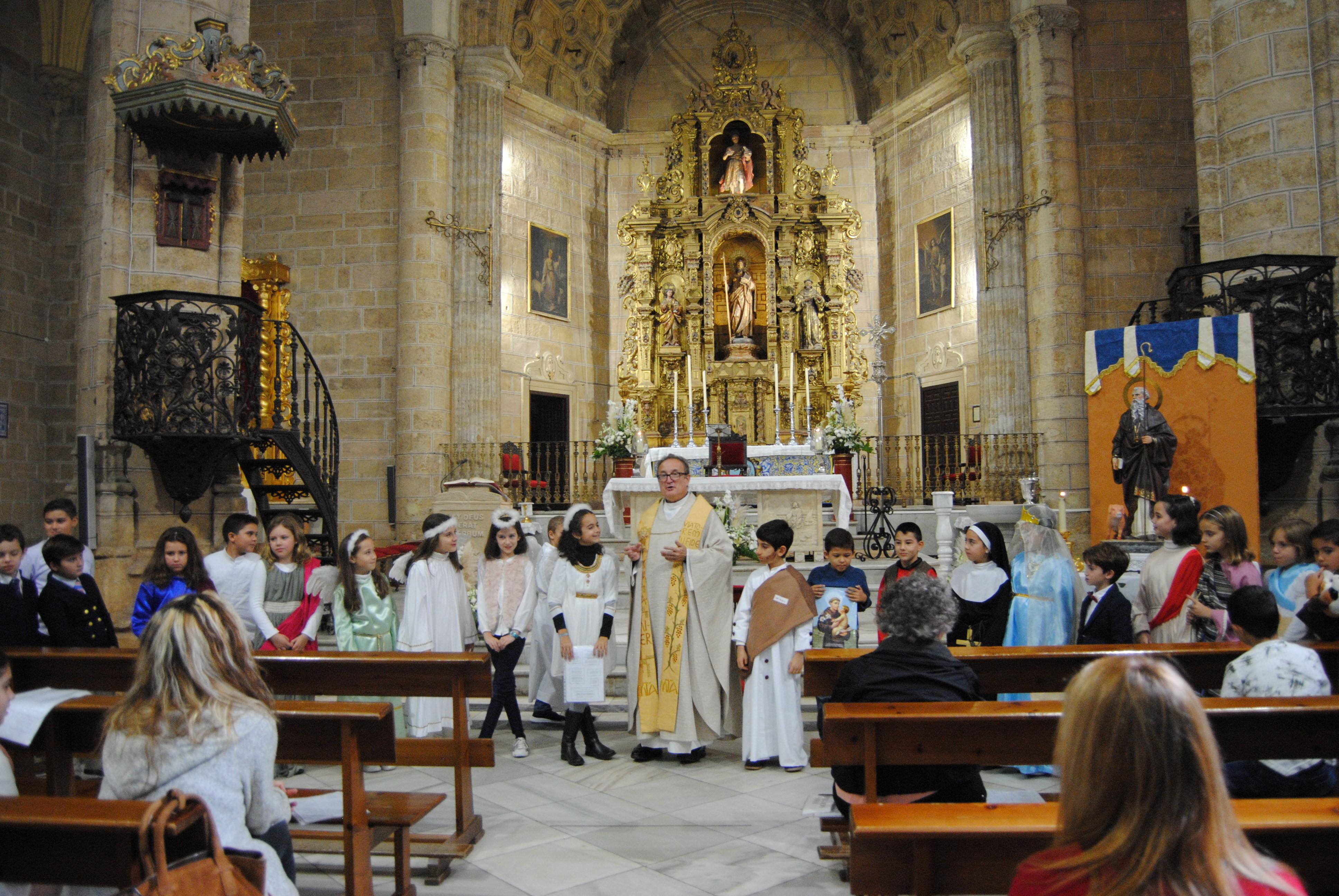 Bendición imagen San Antón 032