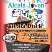 Cartel Grupos Alcalá Rock