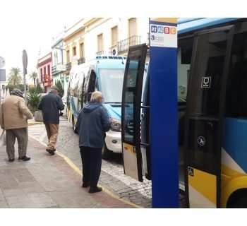 Autobuses Alcalá bus por centro