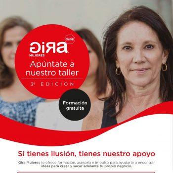 Cartel Gira Mujeres Alcalá logo-001