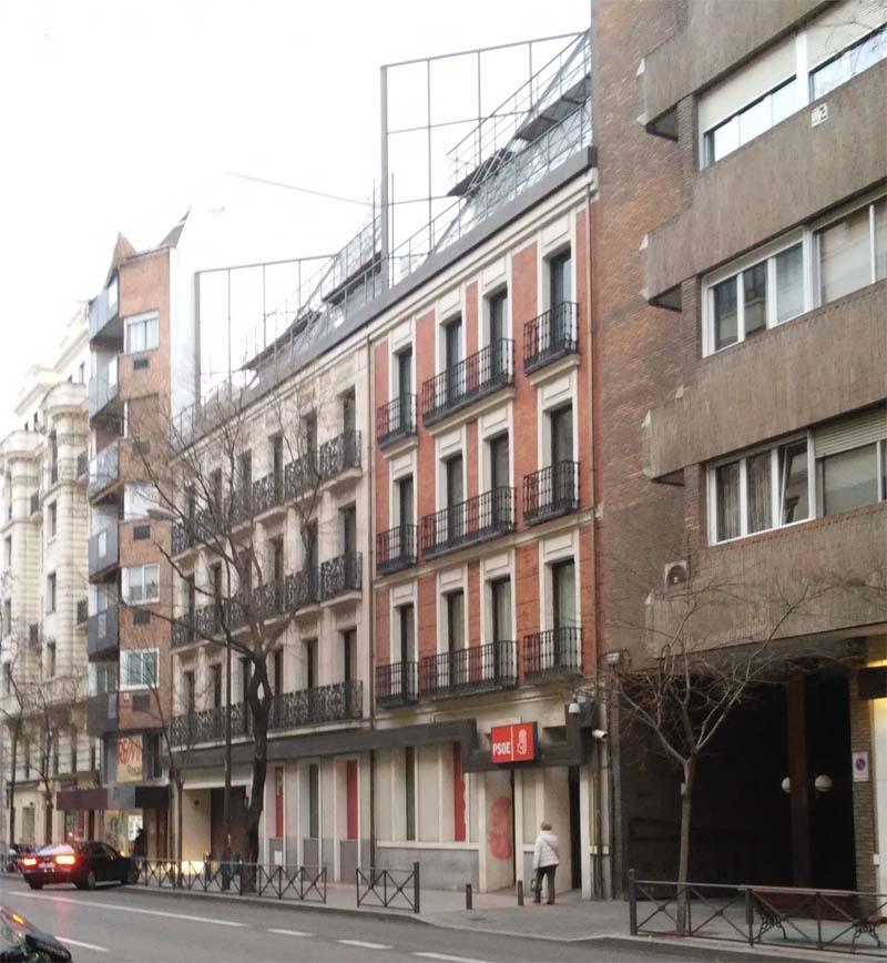 Sede-PSOE-Ferraz