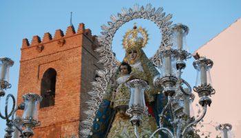virgen del Águila Alcalá