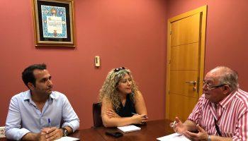 Reunión Ayuntamiento, Emasesa y Federación AAVV 1