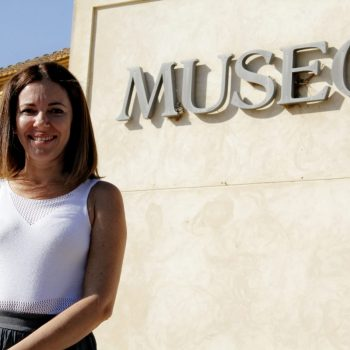 Ángeles Ballesteros presentación Museo