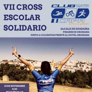 VII Cross Escolar Solidario