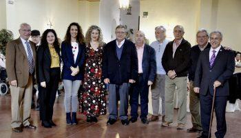 Organizadores y representación municipal