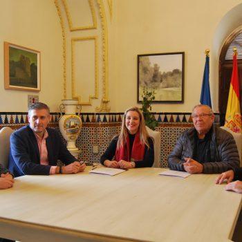 firma acuerdo Ayuntamiento AFAR