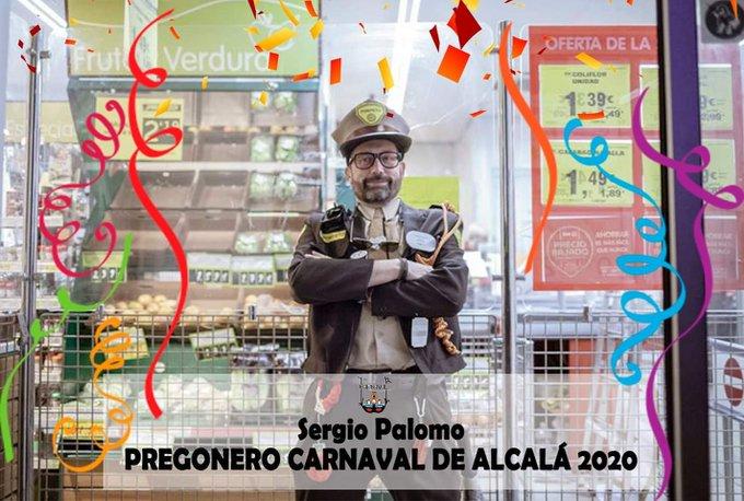 Carnaval 2020 Pregonero