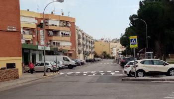 Paso peatones Rabesa
