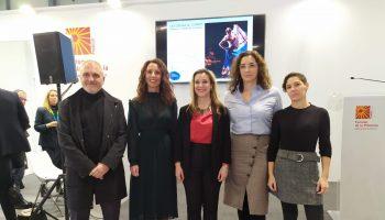 Presentación Alcalá en Fitur