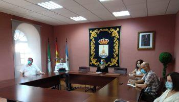 reunión proyecto EDUSI