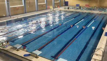 Sevilla.- La piscina cubierta Los Alcores de Alcalá de Guadaíra abrirá a mediados de octubre