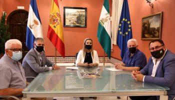 La alcaldesa ha destacado que este apoyo para el flamenco, que es una seña de identidad de la ciudad, es muy importante ahora al ser la cultura uno de los ámbitos más castigados por la pandemia.