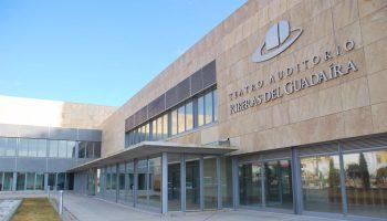 Fachada del Auditorio de Alcalá de Guadaíra