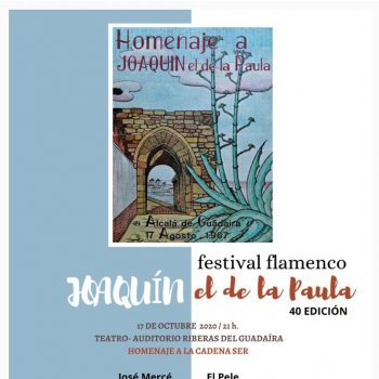 festival Joaquín paula 2020