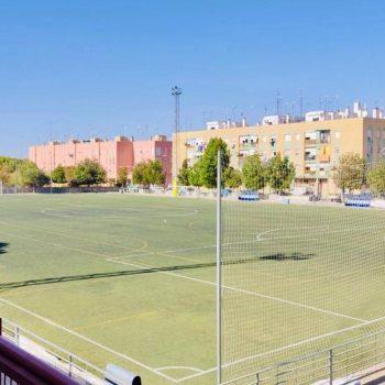 Mientras se tramita el proyecto de cambio total del césped, para no paralizar la actividad de estas instalaciones deportivas, en unos días procederá a reparar las zonas en peor estado.