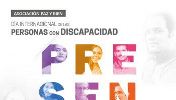 Cartel Día Internacional Personas con Discapacidad 2020
