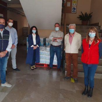 Donación CPV – Ayto Alcalá