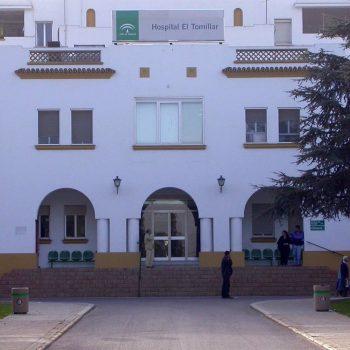 Sevilla.-Coronavirus.-El Hospital de Valme traslada a pacientes con Covid al Hospital El Tomillar