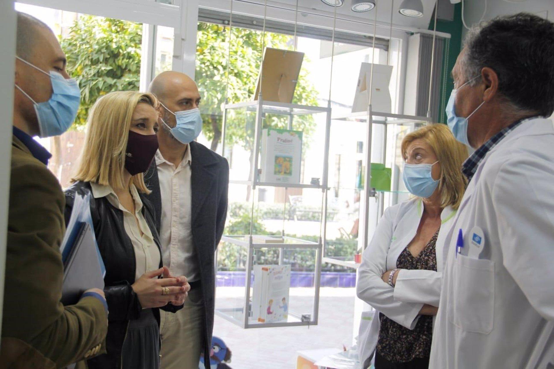 Sevilla.-Cvirus.- Concedida nuevas ayudas de 1.000 euros para microempresas de Alcalá Guadaíra afectadas por la crisis
