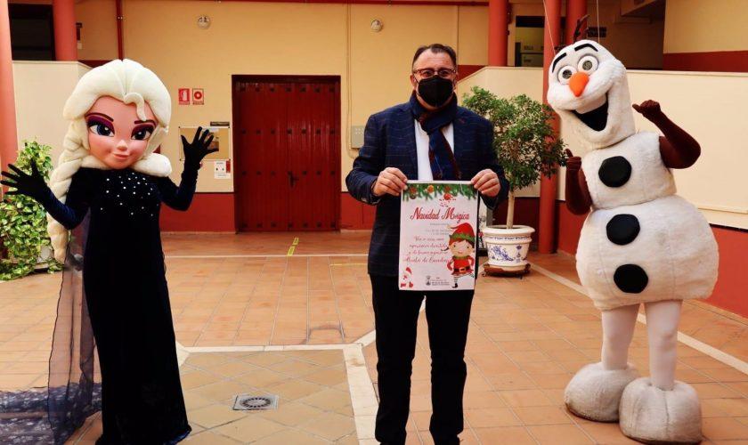 Sevilla.- 'Navidad Mágica' y con todas las medidas de seguridad para trasladar ilusión a los menores de Alcalá Guadaíra