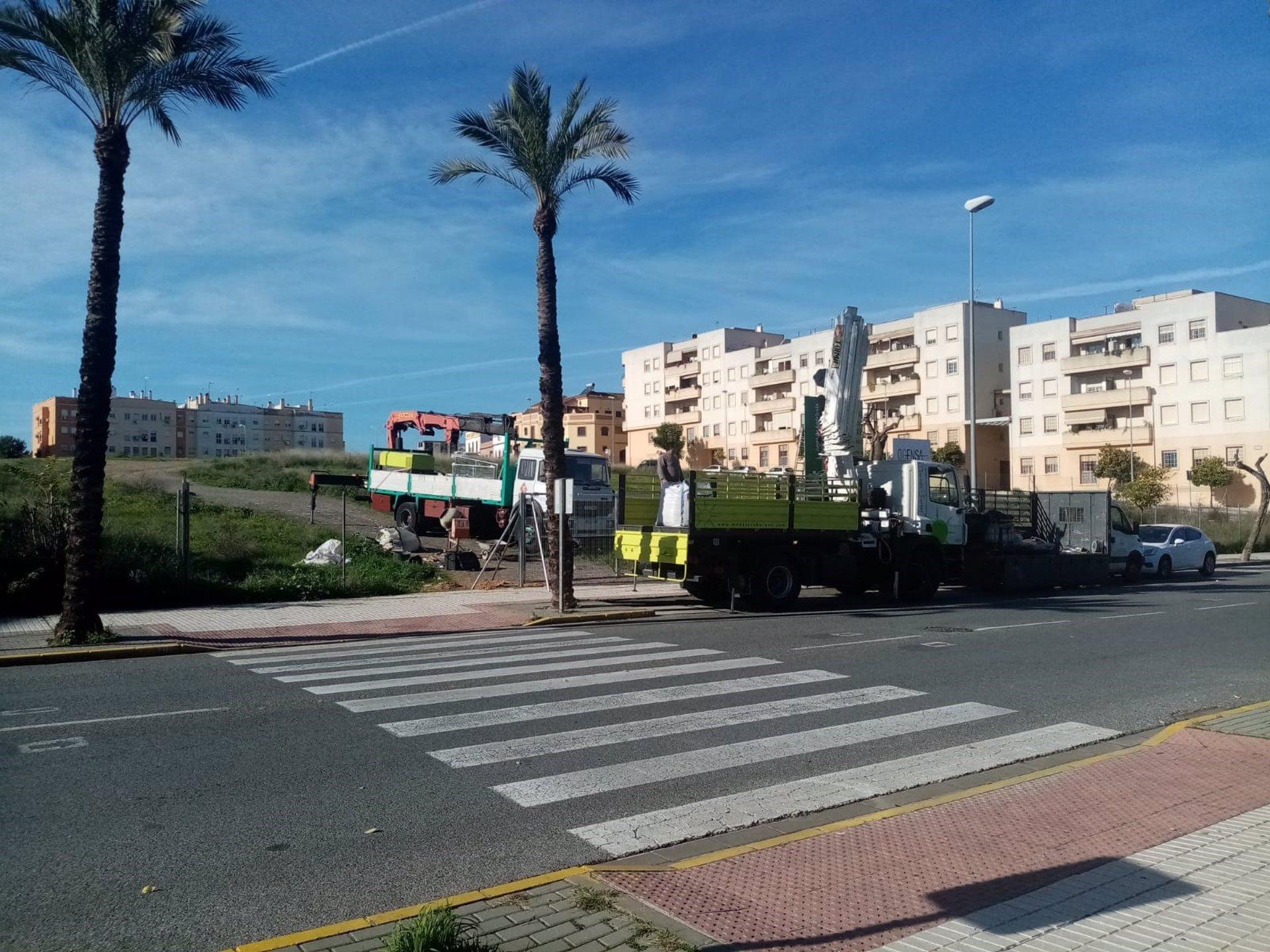 Sevilla.- La Junta de Gobierno del Ayuntamiento de Alcalá de Guadaíra aprueba la licencia de obras para el nuevo IES