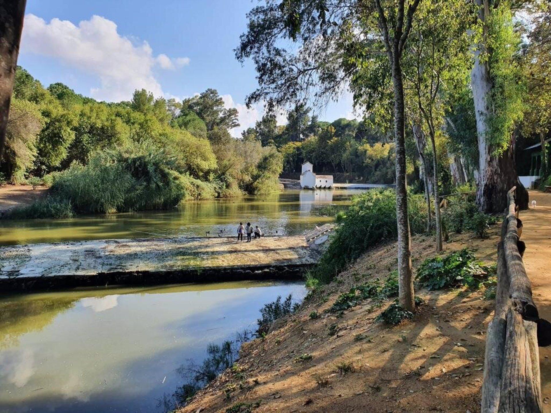 Sevilla.- Ayuntamiento Alcalá garantiza la conservación del Monumento Riberas del Guadaíra para los próximos cuatro años