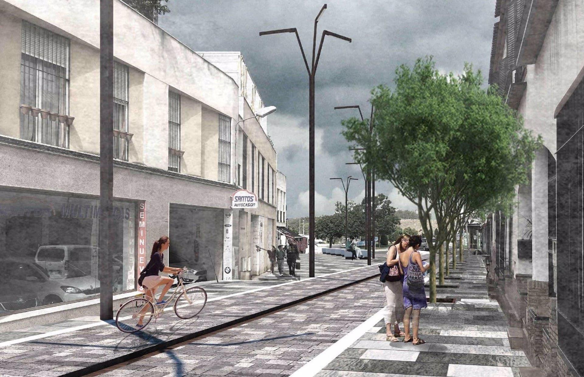 Sevilla.- Ayuntamiento de Alcalá adjudica el proyecto para transformar calle Orellana y crear nuevo acceso al Castillo