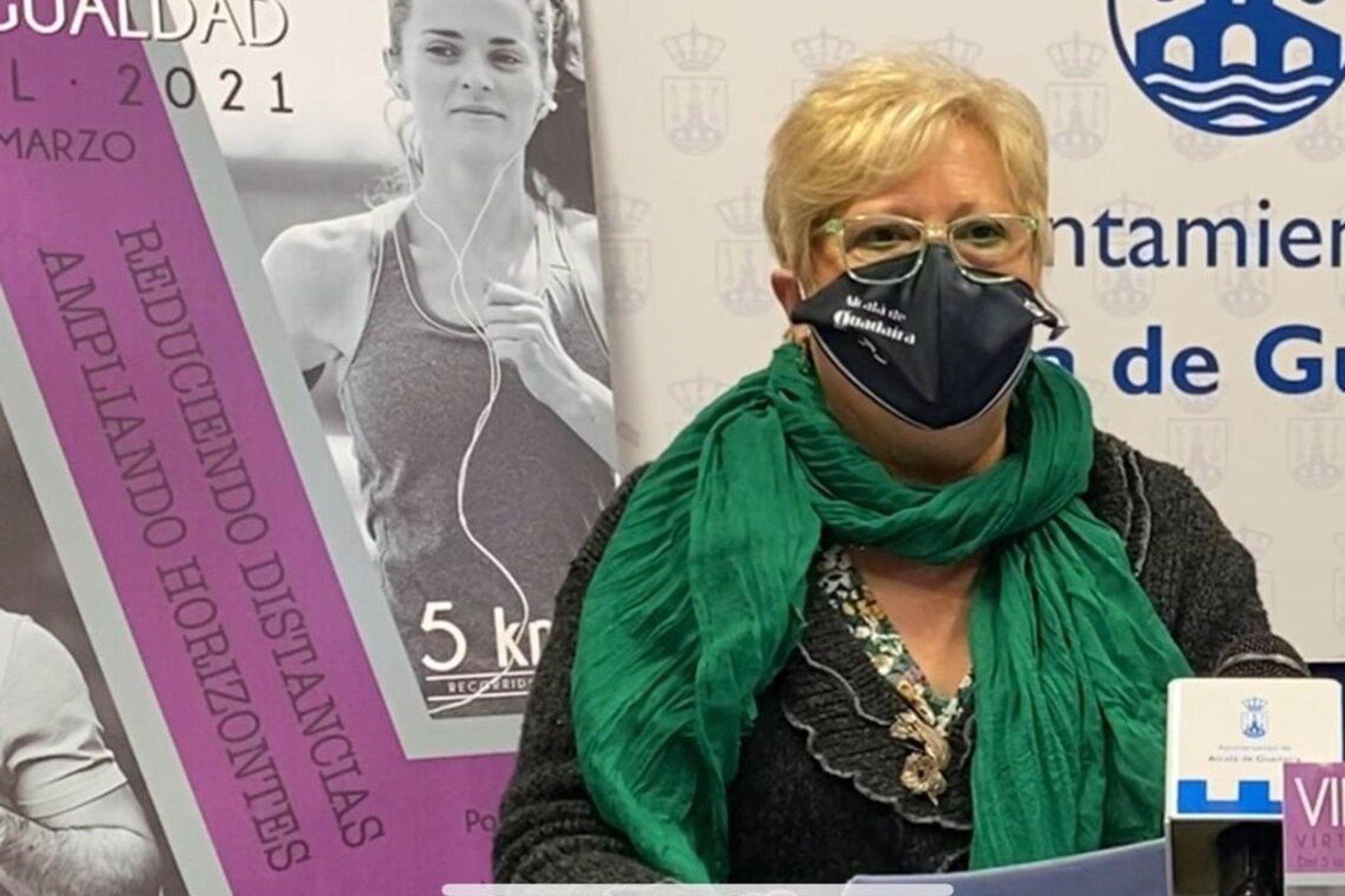 Sevilla.- Alcalá de Guadaíra conmemora el 8M 'Día Internacional de la Mujer' con una completa programación online