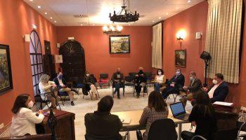 Sevilla.- El Equipo de Gobierno de Alcalá de Guadaíra diseña una nueva estructura organizativa del Ayuntamiento