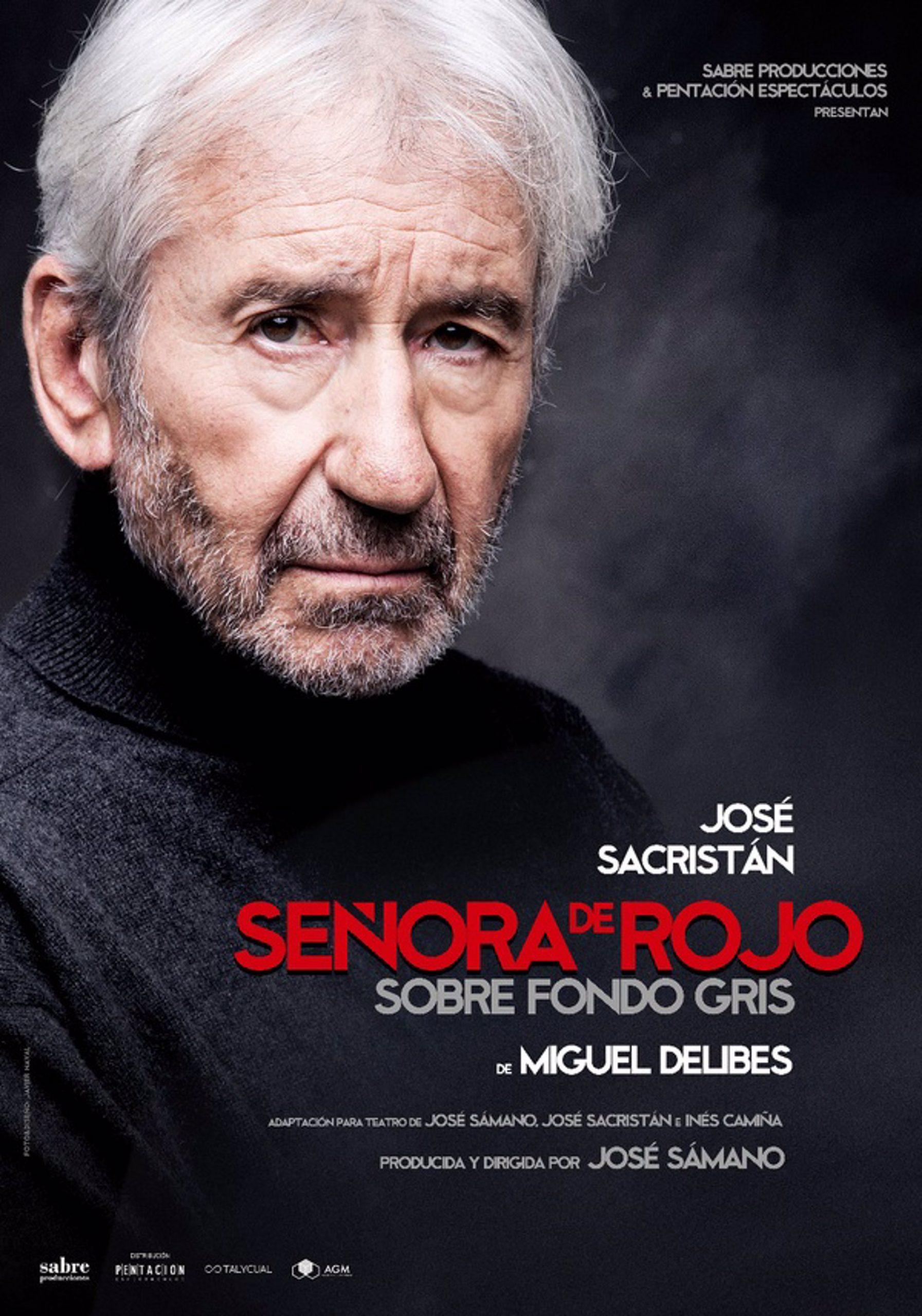 Sevilla.- Auditorio Riberas del Guadaíra retoma este domingo la programación abierta al público con José Sacristán