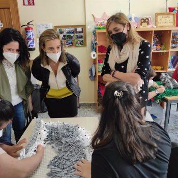 Sevilla.- Ayuntamiento Alcalá Guadaíra y Asociación de Educación Especial colaborarán en nuevos proyectos para adultos