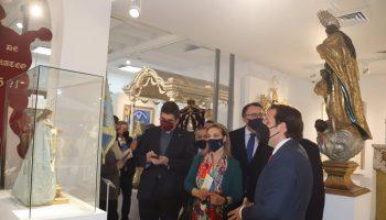 Sevilla.- El Museo de las Hermandades de Alcalá de Guadaíra acoge la muestra 'Gloria Sacramental'