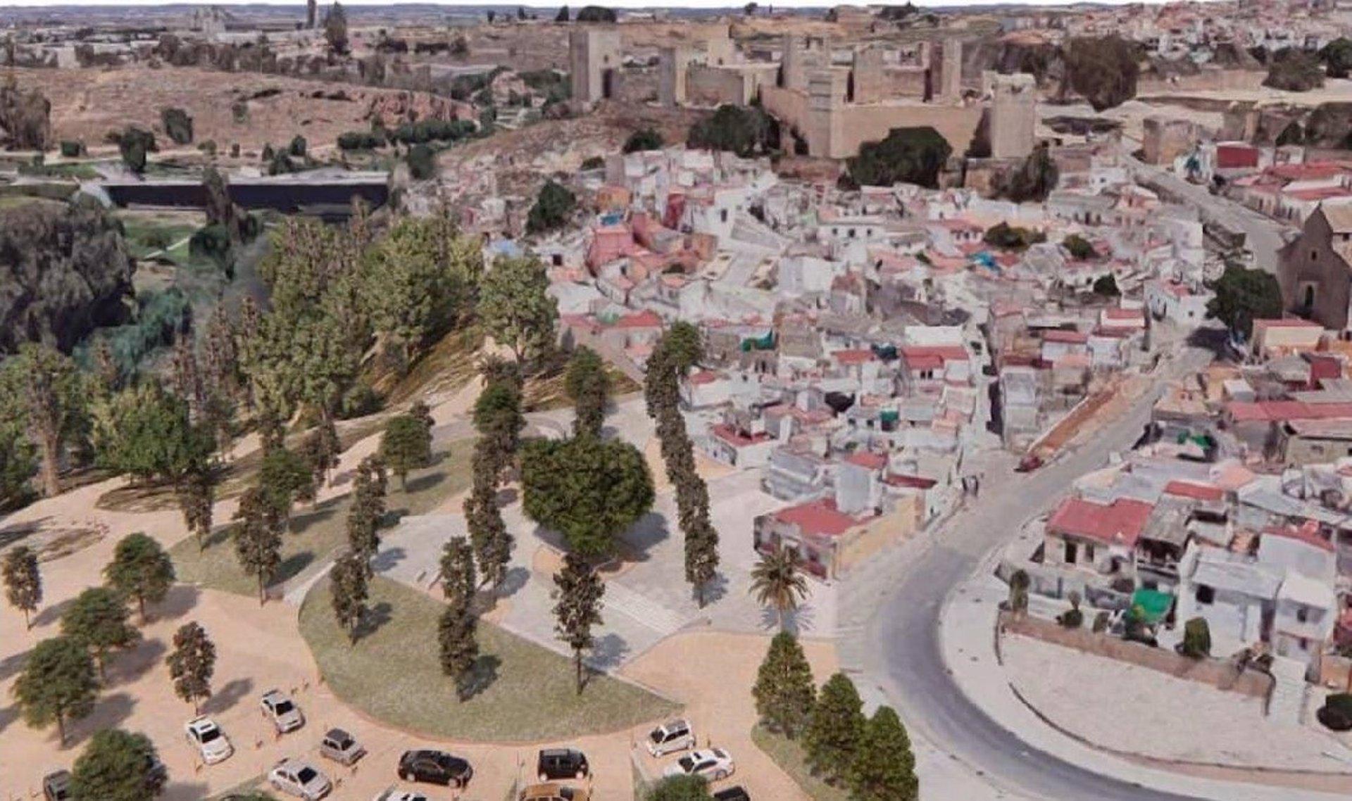 Sevilla.- Una nueva plaza, un aparcamiento y un parque conectado con las Riberas para el barrio de San Miguel de Alcalá