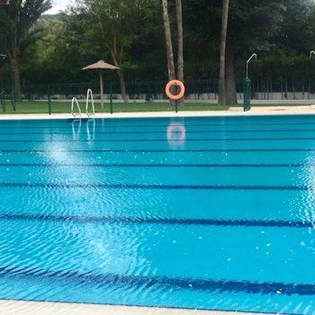 Sevilla.- La piscina de verano de Alcalá de Guadaíra abrirá julio y agosto con baño lúdico, natación y ocio infantil