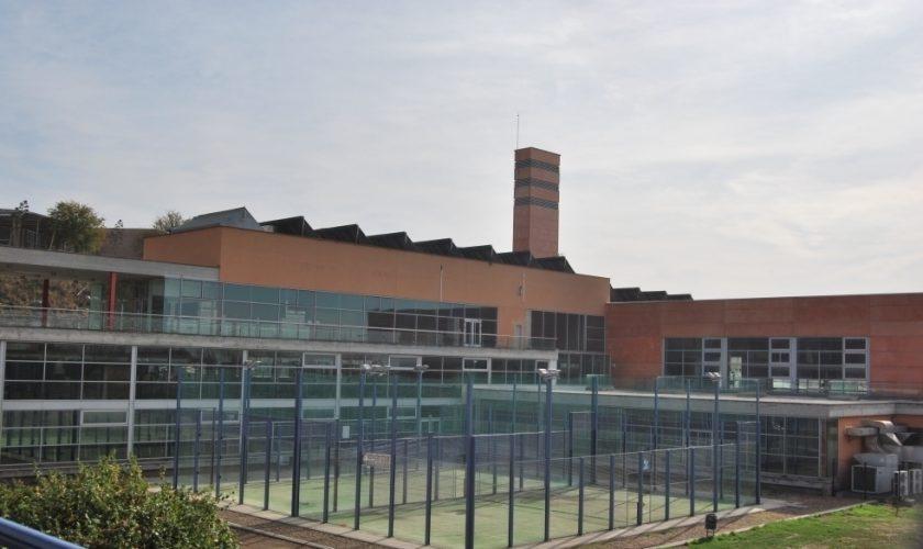 Centro Deportivo Zacatín
