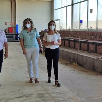 Sevilla.- Alcalá de Guadaíra invierte más de 220.000 euros en obras de mejora en el Complejo Deportivo Distrito Sur