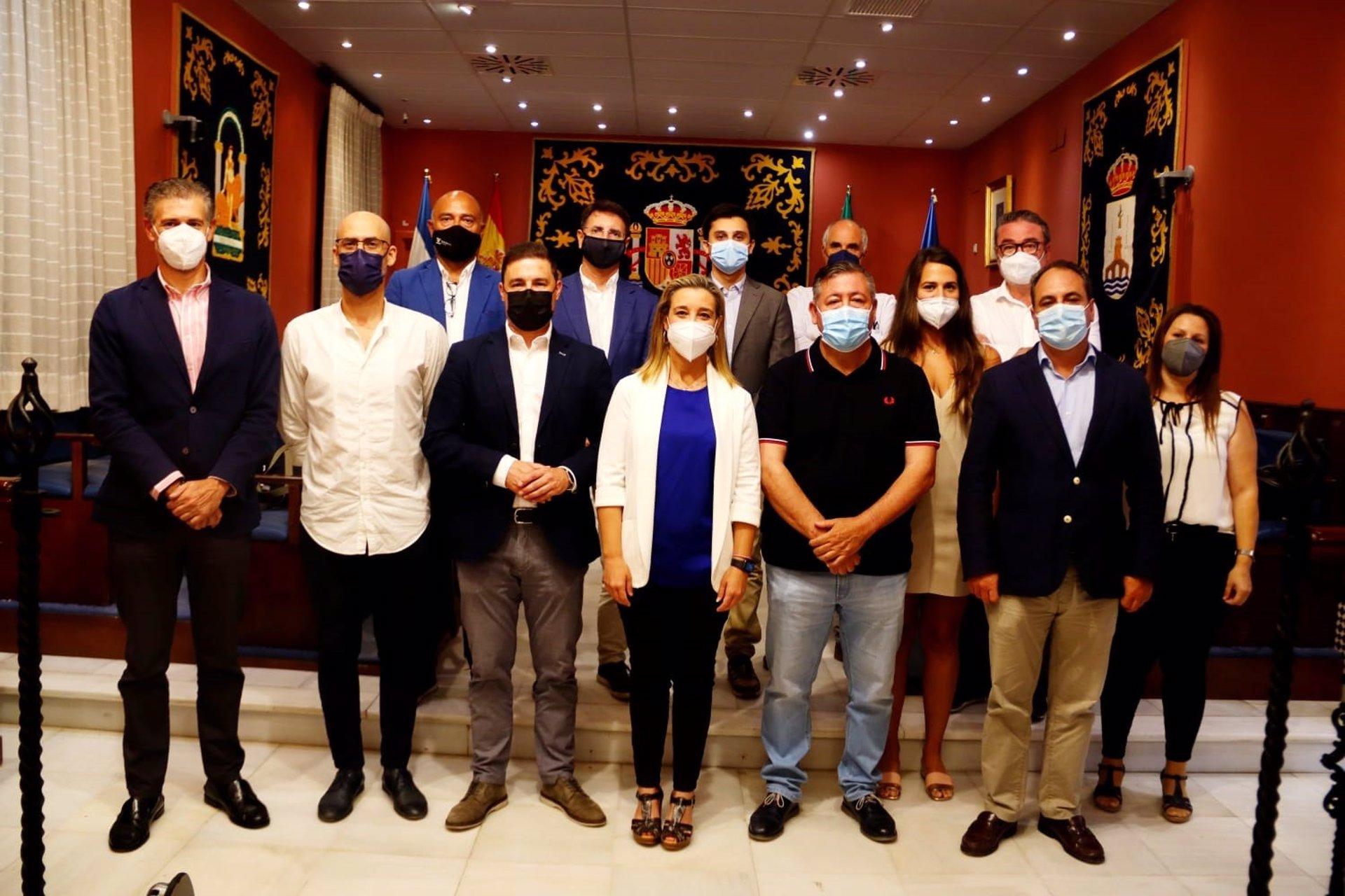 Sevilla.- Alcalá de Gudaíra avanza en la remunicipalización de los servicios de limpieza y recogida de residuos