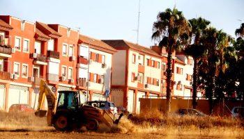 Sevilla.- El Ayuntamiento de Alcalá de Guadaíra tramita permisos y licencias para viviendas de protección oficial