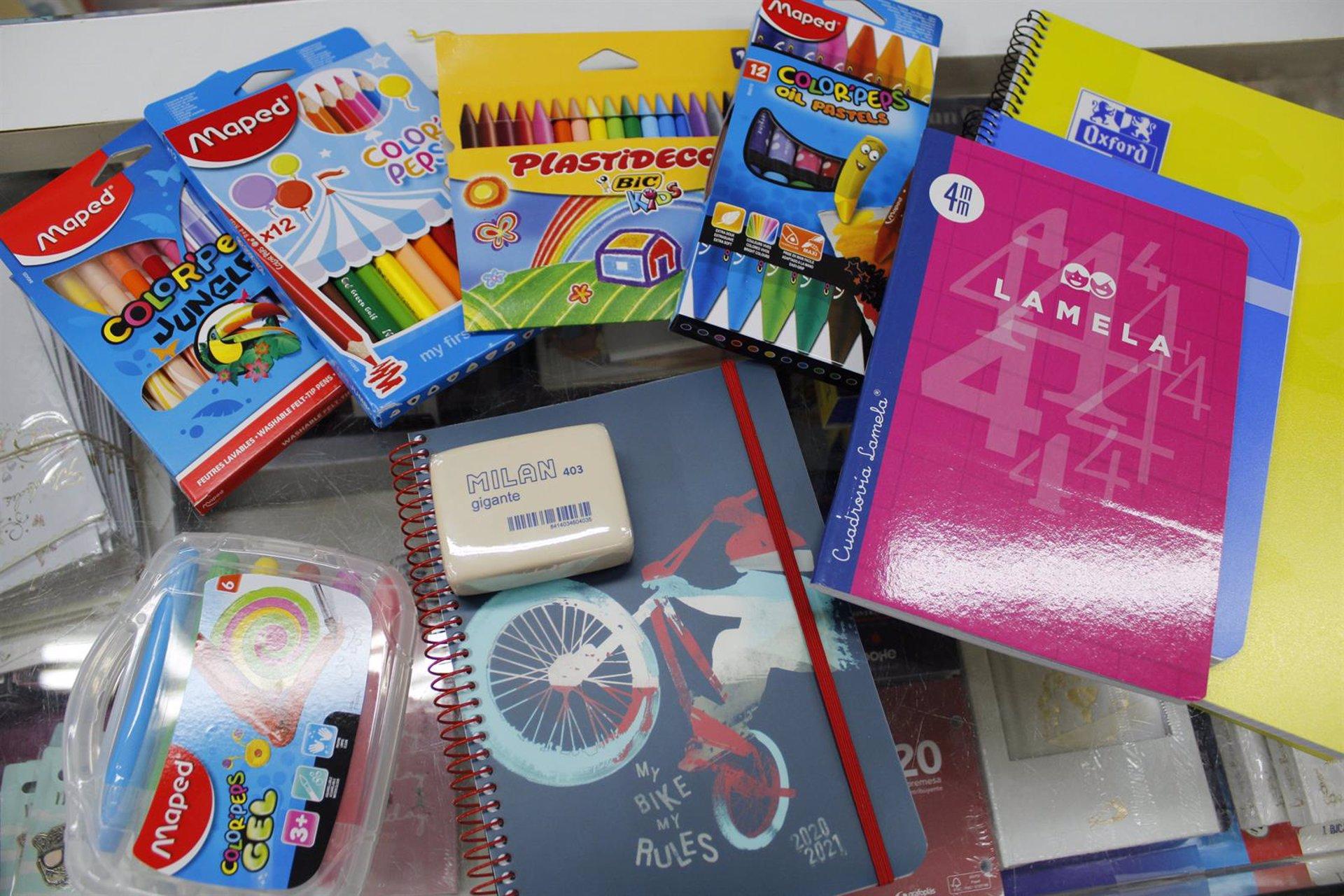 Sevilla.-Alcalá de Guadaíra abre el plazo de solicitud de ayudas para la adquisición de material escolar