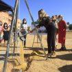 Sevilla.-Arranca la construcción de 132 viviendas en alquiler a precio asequible en Alcalá de Guadaíra